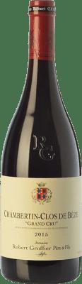 357,95 € Free Shipping | Red wine Robert Groffier Clos de Bèze Grand Cru Crianza A.O.C. Chambertin Burgundy France Pinot Black Bottle 75 cl