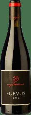 15,95 € Kostenloser Versand | Rotwein Domènech Furvus Crianza D.O. Montsant Katalonien Spanien Merlot, Grenache Haarig Flasche 75 cl