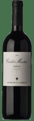 93,95 € Free Shipping | Red wine Domenico Clerico Ciabot Mentin D.O.C.G. Barolo Piemonte Italy Nebbiolo Bottle 75 cl