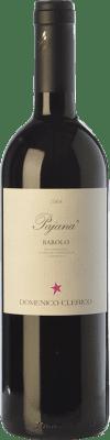 89,95 € Free Shipping | Red wine Domenico Clerico Pajana 2009 D.O.C.G. Barolo Piemonte Italy Nebbiolo Bottle 75 cl