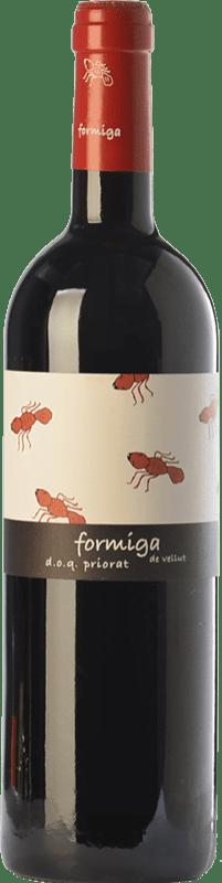 15,95 € Envío gratis | Vino tinto Domini de la Cartoixa Formiga de Vellut Joven D.O.Ca. Priorat Cataluña España Syrah, Garnacha, Cariñena Botella Mágnum 1,5 L