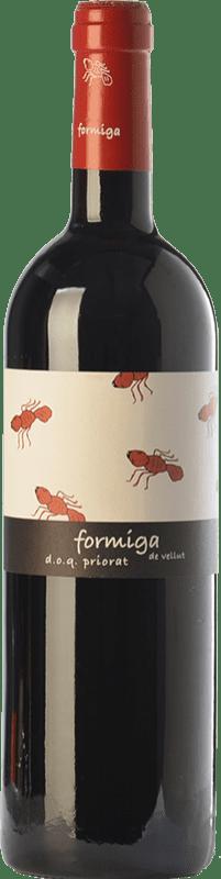 18,95 € Envío gratis | Vino tinto Domini de la Cartoixa Formiga de Vellut Joven D.O.Ca. Priorat Cataluña España Syrah, Garnacha, Cariñena Botella 75 cl