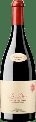 617,95 € Free Shipping   Red wine Dominio de Es La Diva Crianza D.O. Ribera del Duero Castilla y León Spain Tempranillo, Albillo Bottle 75 cl