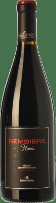 24,95 € Free Shipping | Red wine Dominio de Tares Bembibre Crianza D.O. Bierzo Castilla y León Spain Mencía Bottle 75 cl
