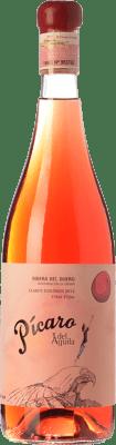 27,95 € Free Shipping | Rosé wine Dominio del Águila Pícaro del Águila Clarete D.O. Ribera del Duero Castilla y León Spain Tempranillo, Grenache, Bobal, Albillo Bottle 75 cl