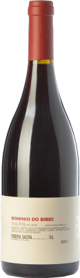31,95 € Free Shipping | Red wine Dominio do Bibei B Crianza D.O. Ribeira Sacra Galicia Spain Brancellao Bottle 75 cl