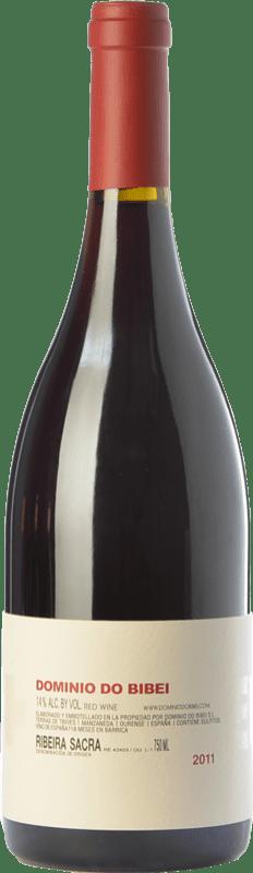 31,95 € Envoi gratuit | Vin rouge Dominio do Bibei B Crianza D.O. Ribeira Sacra Galice Espagne Brancellao Bouteille 75 cl