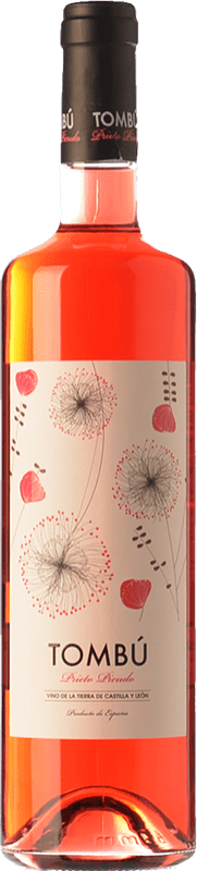 9,95 € Envoi gratuit | Vin rose Dominio DosTares Tombú I.G.P. Vino de la Tierra de Castilla y León Castille et Leon Espagne Prieto Picudo Bouteille 75 cl