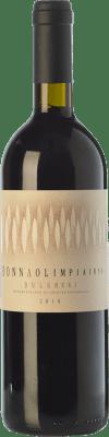 24,95 € Free Shipping | Red wine Donna Olimpia 1898 Rosso D.O.C. Bolgheri Tuscany Italy Merlot, Cabernet Sauvignon, Cabernet Franc, Petit Verdot Bottle 75 cl