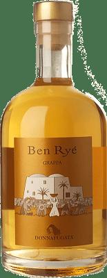 38,95 € Free Shipping | Grappa Donnafugata Ben Ryé I.G.T. Grappa Siciliana Sicily Italy Half Bottle 50 cl