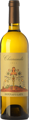 29,95 € Free Shipping | White wine Donnafugata Chiarandà D.O.C. Contessa Entellina Sicily Italy Chardonnay Bottle 75 cl
