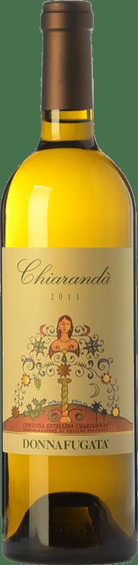 24,95 € Free Shipping   White wine Donnafugata Chiarandà D.O.C. Contessa Entellina Sicily Italy Chardonnay Bottle 75 cl