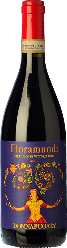14,95 € Envoi gratuit   Vin rouge Donnafugata Floramundi D.O.C.G. Cerasuolo di Vittoria Sicile Italie Nero d'Avola, Frappato Bouteille 75 cl