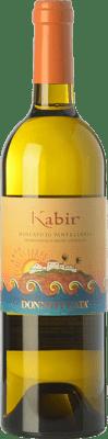 24,95 € Free Shipping | Sweet wine Donnafugata Kabir D.O.C. Passito di Pantelleria Sicily Italy Muscat of Alexandria Bottle 75 cl