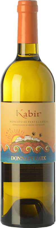 22,95 € Free Shipping   Sweet wine Donnafugata Kabir D.O.C. Passito di Pantelleria Sicily Italy Muscat of Alexandria Bottle 75 cl