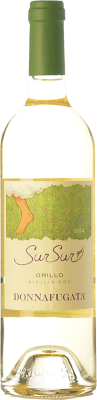 14,95 € Free Shipping | White wine Donnafugata SurSur I.G.T. Terre Siciliane Sicily Italy Grillo Bottle 75 cl