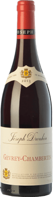 63,95 € Free Shipping | Red wine Drouhin Crianza A.O.C. Gevrey-Chambertin Burgundy France Pinot Black Bottle 75 cl