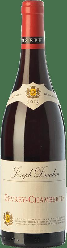 57,95 € Envío gratis   Vino tinto Drouhin Crianza A.O.C. Gevrey-Chambertin Borgoña Francia Pinot Negro Botella 75 cl