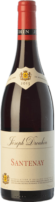 33,95 € Free Shipping | Red wine Drouhin Crianza A.O.C. Santenay Burgundy France Pinot Black Bottle 75 cl