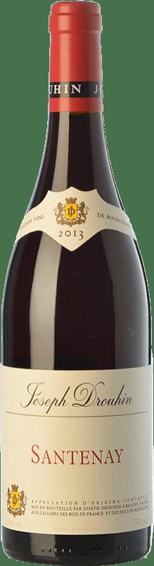 29,95 € Envoi gratuit | Vin rouge Drouhin Crianza A.O.C. Santenay Bourgogne France Pinot Noir Bouteille 75 cl