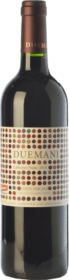129,95 € Free Shipping | Red wine Duemani I.G.T. Costa Toscana Tuscany Italy Cabernet Franc Bottle 75 cl