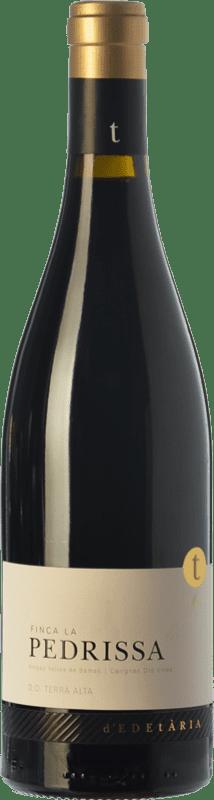 42,95 € Envoi gratuit   Vin rouge Edetària Finca La Pedrissa Crianza D.O. Terra Alta Catalogne Espagne Carignan Bouteille 75 cl
