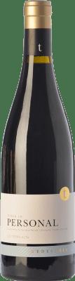 44,95 € Kostenloser Versand | Rotwein Edetària Finca La Personal Crianza D.O. Terra Alta Katalonien Spanien Grenache Haarig Flasche 75 cl