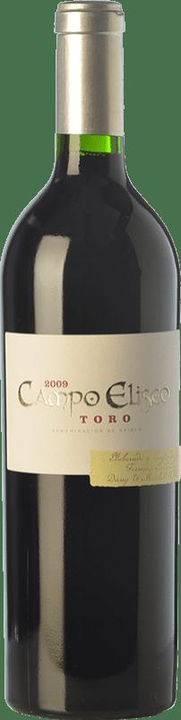 54,95 € Free Shipping | Red wine Albar Lurton Campo Elíseo Crianza 2009 D.O. Toro Castilla y León Spain Tinta de Toro Bottle 75 cl