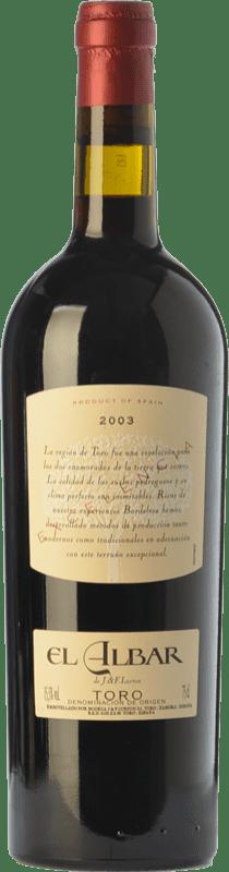 29,95 € Free Shipping | Red wine Albar Lurton Excelencia Crianza D.O. Toro Castilla y León Spain Tinta de Toro Bottle 75 cl