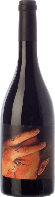 25,95 € Free Shipping | Red wine El Escocés Volante Dos Dedos de Frente Crianza D.O. Calatayud Aragon Spain Syrah, Viognier Bottle 75 cl