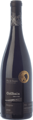 29,95 € Envío gratis | Vino tinto El Molí Collbaix Singular Reserva D.O. Pla de Bages Cataluña España Cabernet Sauvignon Botella 75 cl
