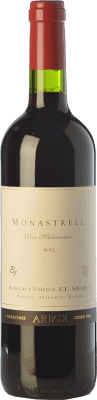 11,95 € Free Shipping | Red wine El Sequé Monastrell Joven D.O. Alicante Valencian Community Spain Syrah, Monastrell Bottle 75 cl