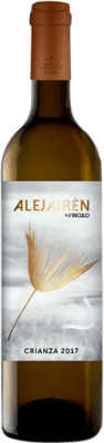 19,95 € Kostenloser Versand | Weißwein El Vínculo Alejairén Crianza D.O. La Mancha Kastilien-La Mancha Spanien Airén Flasche 75 cl