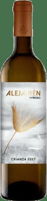 19,95 € Free Shipping | White wine El Vínculo Alejairén Crianza D.O. La Mancha Castilla la Mancha Spain Airén Bottle 75 cl