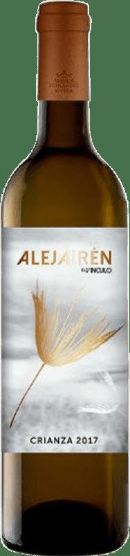 19,95 € Free Shipping   White wine El Vínculo Alejairén Crianza D.O. La Mancha Castilla la Mancha Spain Airén Bottle 75 cl