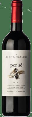 19,95 € Free Shipping | Red wine Elena Walch Kalterersee Vigna Castel Ringberg D.O.C. Lago di Caldaro Trentino Italy Schiava Bottle 75 cl