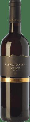 14,95 € Free Shipping | Red wine Elena Walch D.O.C. Alto Adige Trentino-Alto Adige Italy Schiava Bottle 75 cl