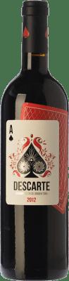 24,95 € Envío gratis | Vino tinto Elías Mora Descarte Crianza D.O. Toro Castilla y León España Tinta de Toro Botella 75 cl