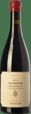 33,95 € Envío gratis | Vino tinto Foradori Sgarzon I.G.T. Vigneti delle Dolomiti Trentino Italia Teroldego Botella 75 cl