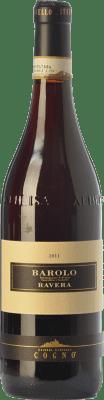 92,95 € Free Shipping | Red wine Elvio Cogno Ravera D.O.C.G. Barolo Piemonte Italy Nebbiolo Bottle 75 cl