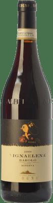 105,95 € Free Shipping | Red wine Elvio Cogno Riserva Vigna Elena Reserva D.O.C.G. Barolo Piemonte Italy Nebbiolo Bottle 75 cl