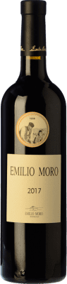 16,95 € Free Shipping | Red wine Emilio Moro Crianza D.O. Ribera del Duero Castilla y León Spain Tempranillo Bottle 75 cl | Thousands of wine lovers trust us to get the best price guarantee, free shipping always and hassle-free shopping and returns.