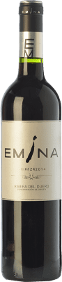 19,95 € Free Shipping | Red wine Emina Crianza D.O. Ribera del Duero Castilla y León Spain Tempranillo Bottle 75 cl