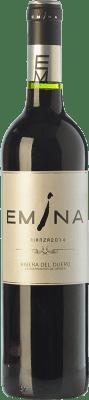 18,95 € Kostenloser Versand | Rotwein Emina Crianza D.O. Ribera del Duero Kastilien und León Spanien Tempranillo Flasche 75 cl
