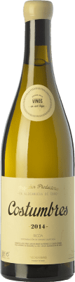 18,95 € Envoi gratuit | Vin blanc En Voz Baja Costumbres Crianza D.O.Ca. Rioja La Rioja Espagne Viura Bouteille 75 cl