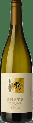 8,95 € Free Shipping | White wine Enate 234 D.O. Somontano Aragon Spain Chardonnay Bottle 75 cl