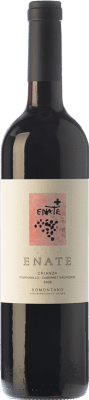 8,95 € Envoi gratuit | Vin rouge Enate Crianza D.O. Somontano Aragon Espagne Tempranillo, Cabernet Sauvignon Bouteille 75 cl