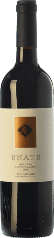 14,95 € Free Shipping | Red wine Enate Reserva D.O. Somontano Aragon Spain Cabernet Sauvignon Bottle 75 cl
