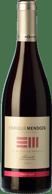 17,95 € Envoi gratuit | Vin rouge Enrique Mendoza Crianza D.O. Alicante Communauté valencienne Espagne Pinot Noir Bouteille 75 cl