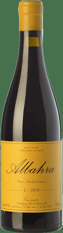 13,95 € Envío gratis | Vino tinto Envínate Albahra Joven I.G.P. Vino de la Tierra de Castilla Castilla la Mancha España Garnacha Tintorera Botella 75 cl